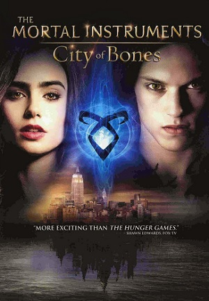 The Mortal Instruments - City Of Bones - Cover DVD Movie