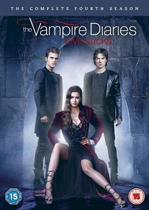 the vampire diaries season 4 dvd