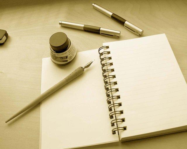 Schrijven Afb