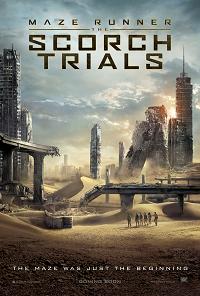 scorch trials movie poster