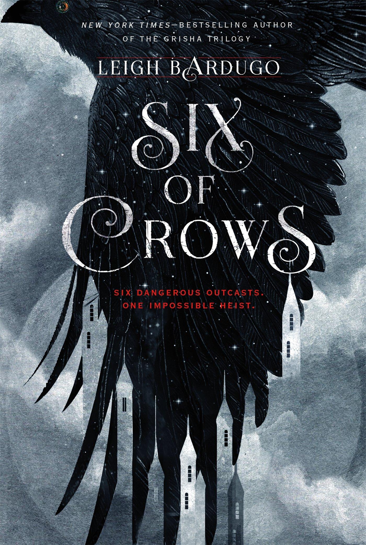 six of crows-leigh bardugo-the grisha trilogy-blossom books