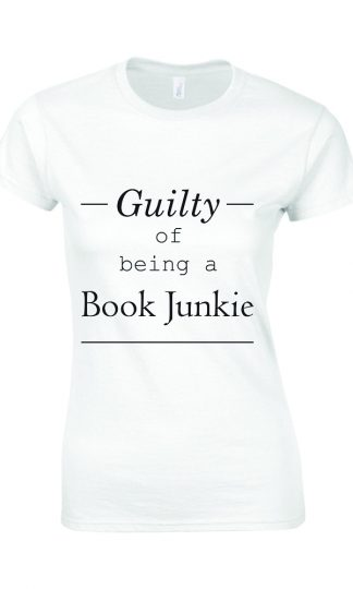 Guilty of being a Book Junkie