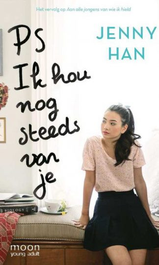PS Ik hou nog steeds van je van Jenny Han