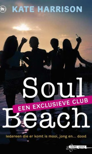 Soul Beach een exlusieve club - Kate Harrison