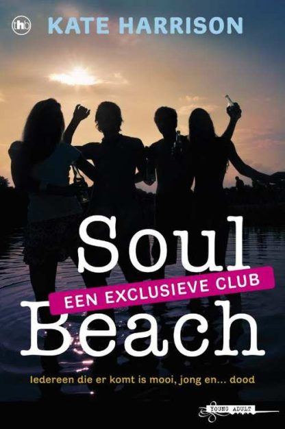 Soul Beach een exlusieve club - Kate Harrison
