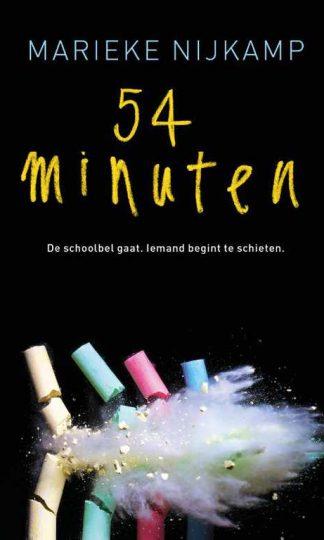 54 Minuten van Marieke Nijkamp