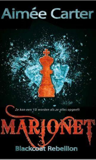 Blackcoat Rebellion 1 - Marionet