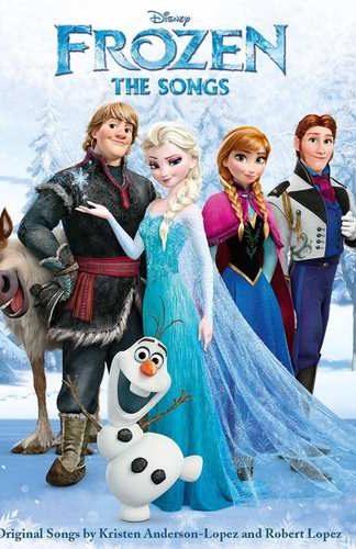 Frozen: The Songs (Engelse Soundtrack)