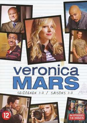 Veronica Mars - Complete Collectie