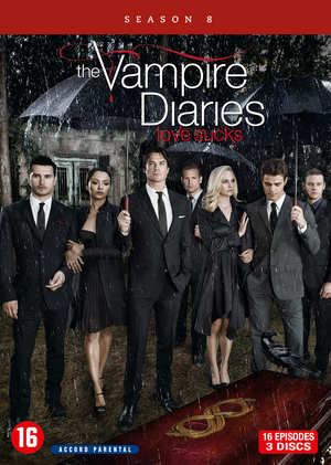 The Vampire Diaries - Seizoen 8