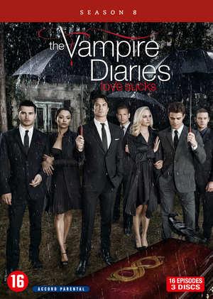 The Vampire Diaries - Seizoen 8