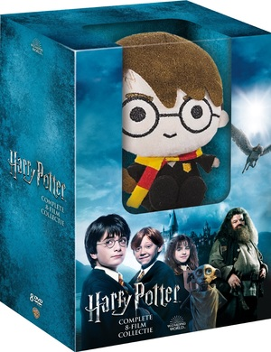 Harry Potter 1-7 Collection (+Pluche)