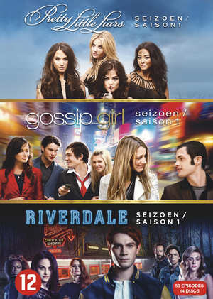 Gossip Girl - Seizoen 1 / Pretty Little Liars - Seizoen 1 / Riverdale - Seizoen 1