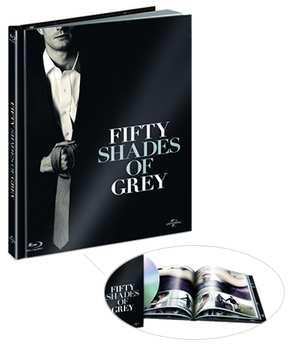 Fifty Shades Of Grey - Collectors Edition (Blu-Ray & DVD & Bonus DVD)