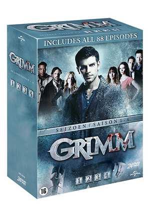 Grimm - Seizoen 1-4
