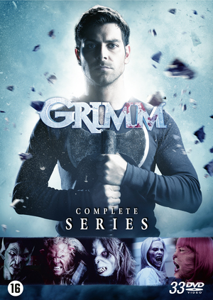 Grimm - Complete Collection