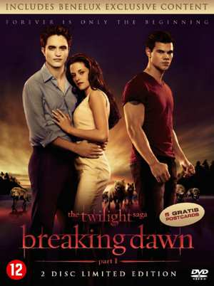 Breaking Dawn Part 1 (Limited Edition)