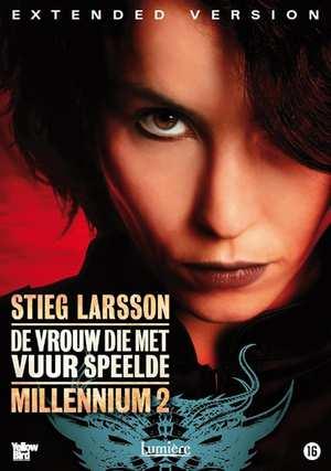 De Vrouw Die Met Vuur Speelde - Extended Edition