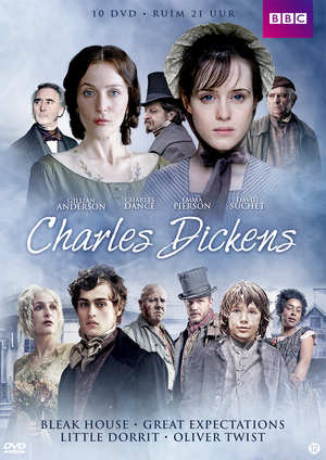 Charles Dickens Collection (10 DVD)