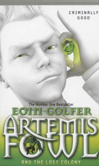 Artemis Fowl van Eoin Colfer