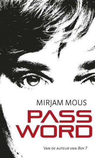 Password van Mirjam Mous