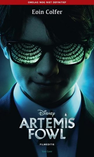 Artemis Fowl (filmeditie) van Eoin Colfer