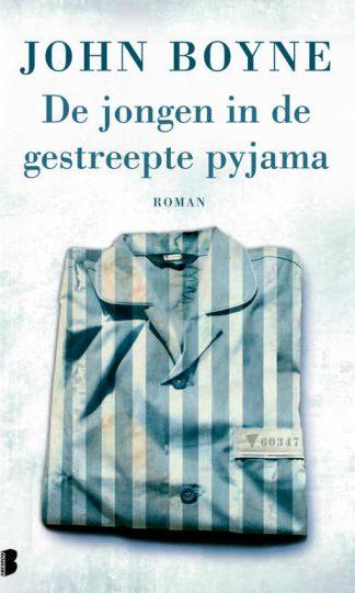 De jongen in de gestreepte pyjama van John Boyne