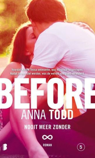 Before van Anna Todd