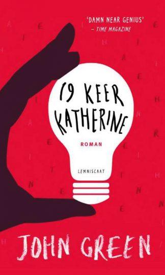 19 keer Katherine van John Green