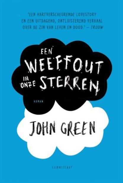 Een weeffout in onze sterren van John Green