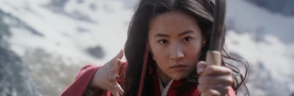 Eerste lange filmtrailer Disney's Mulan