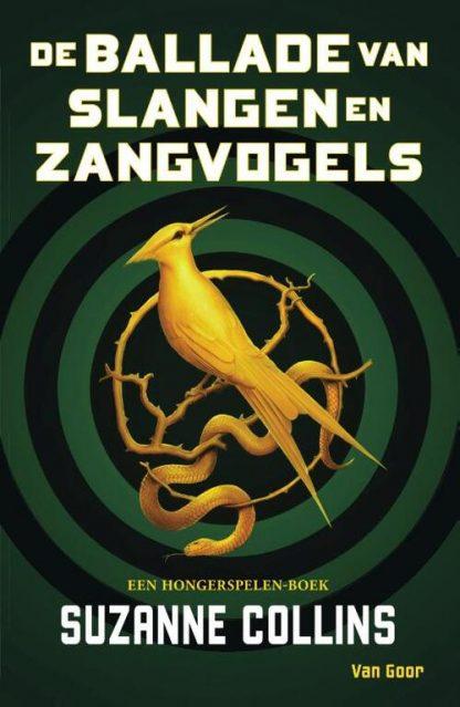 De ballade van slangen en zangvogels van Suzanne Collins