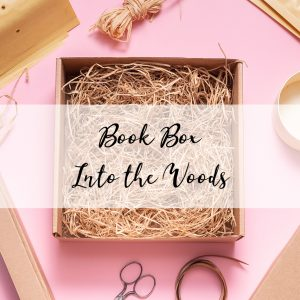 Book Box Into the woods