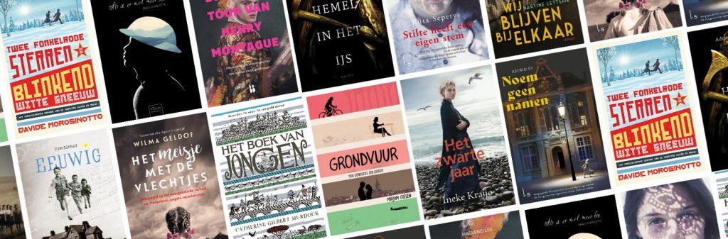 12 historische Young Adult boeken