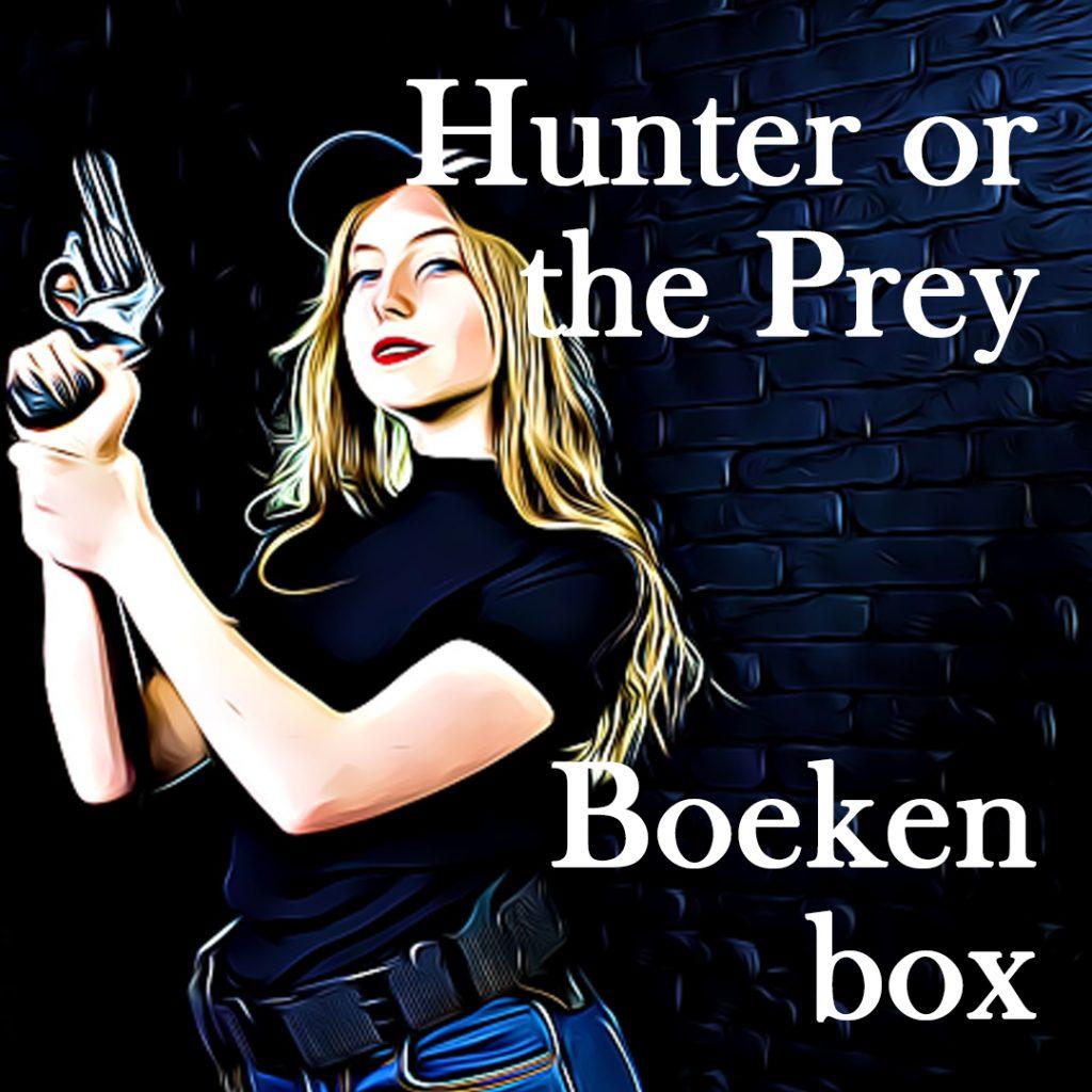 Book Box Juni – Hunter or the Prey