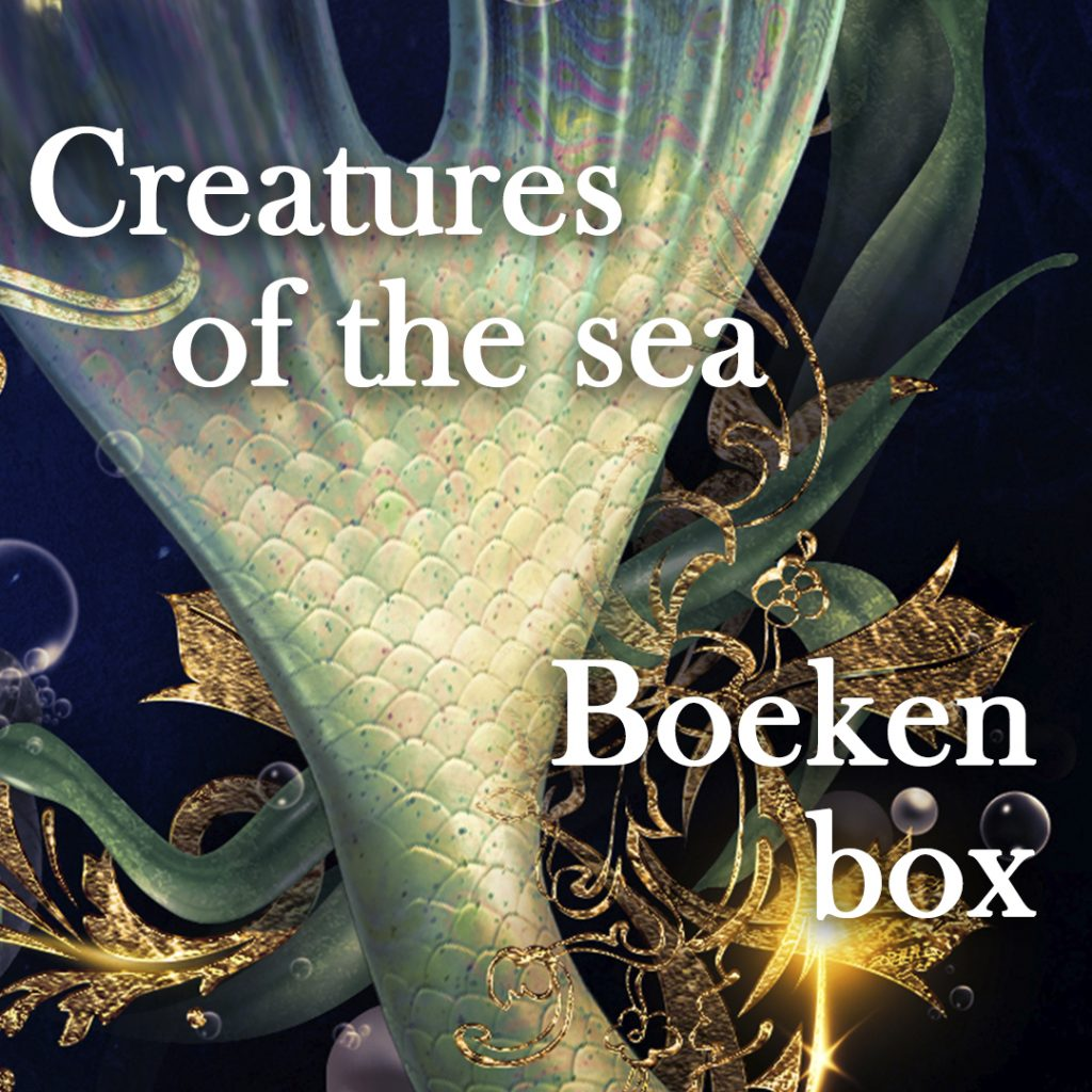 Book Box – Creatures of the Sea