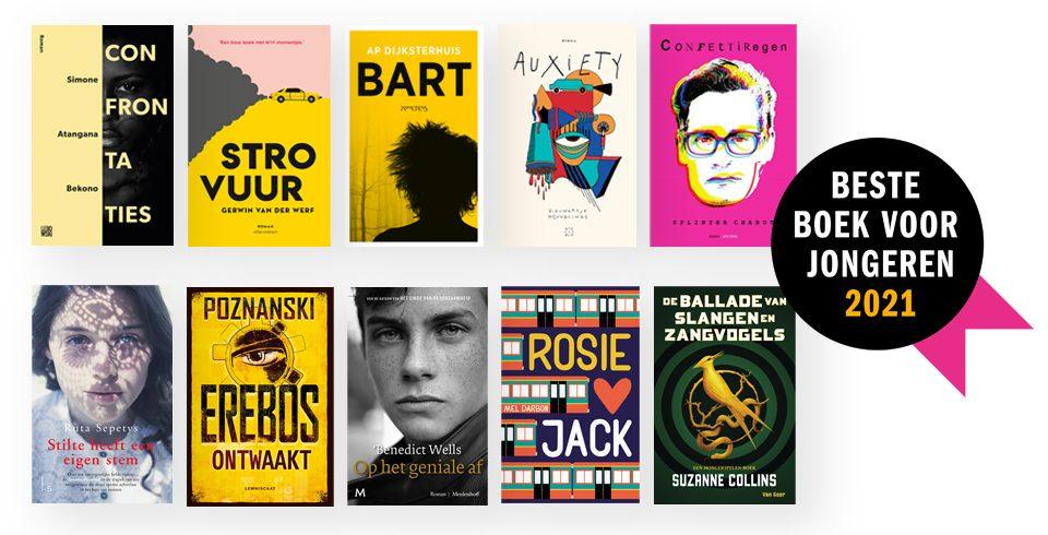 Beste Boek voor Jongeren 2021