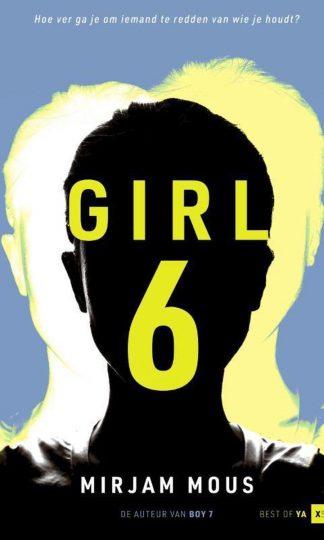 Girl 6 MIrjam Mous