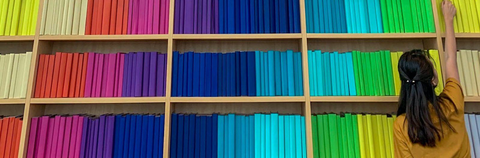 regenboog lgbtq boeken
