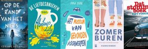 Boeken met neurodiverse personages